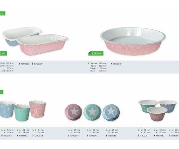 Cake Group: Colored Cake Products