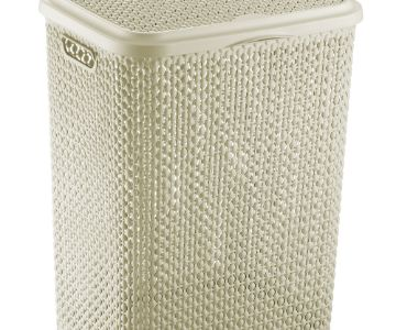 PEARL LAUNDRY BASKET